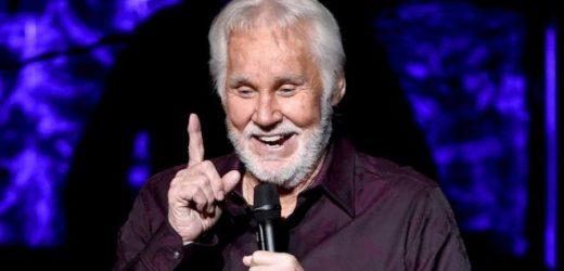 Kenny Rogers ตำนานเพลงคันทรี่มีอายุ 81 ปี