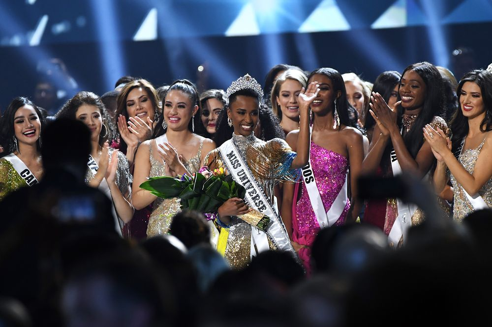 Zozibini Tunzi Miss Universe 2019 เตรียม เยือนเมืองไทย