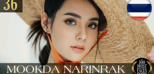 มุกดา ดาราช่อง 7 อันดับที่ 36กับความสวยระดับโลก