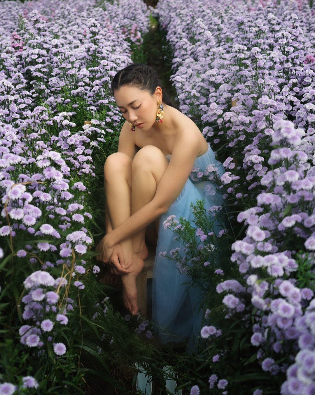 คนดัง แห่เช็คอินทุ่งดอกไม้เมืองเหนือภาคเหนือ กันเป็นว่าเล่นโดยเฉพาะตาม ทุ่งดอกไม้ ต่างๆ