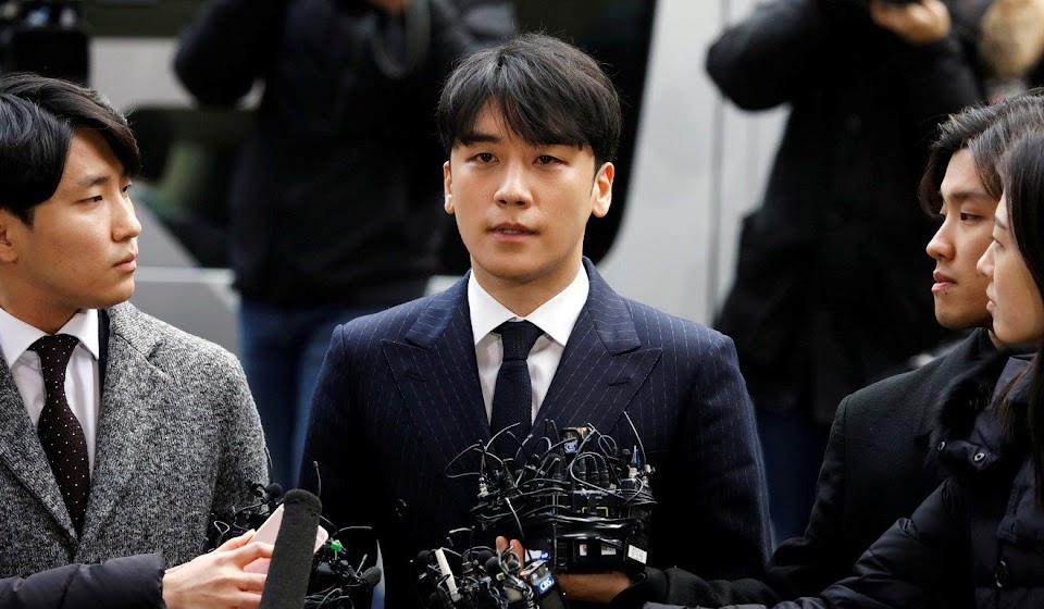 อี ซึง-ฮยอน ถูกศาลทหารเกาหลีใต้พิพากษาจำคุก 3 ปี จากคดี Burning Sun